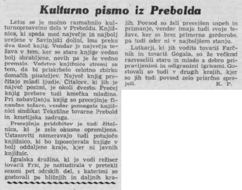 Celjski tednik, 10. 8. 1956, št. 32, str. 6