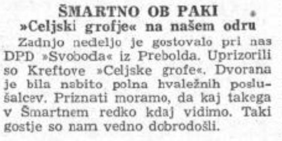 Celjski tednik, 13. 4. 1956, št. 15, str. 5