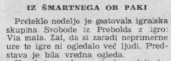 Celjski tednik, 5. 7. 1957, št. 26, str. 6