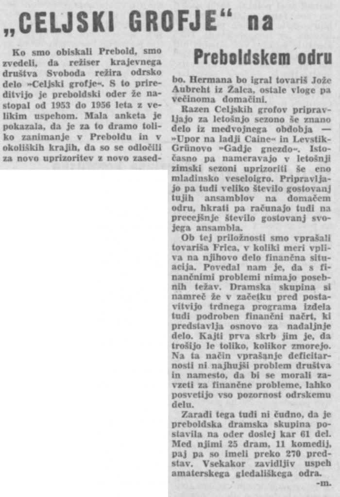 Celjski tednik, 9. 11. 1962, št. 44, str. 3