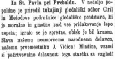 Vestnik Celjske sokolske župe, 1912, št. 1, str. 17 in 18