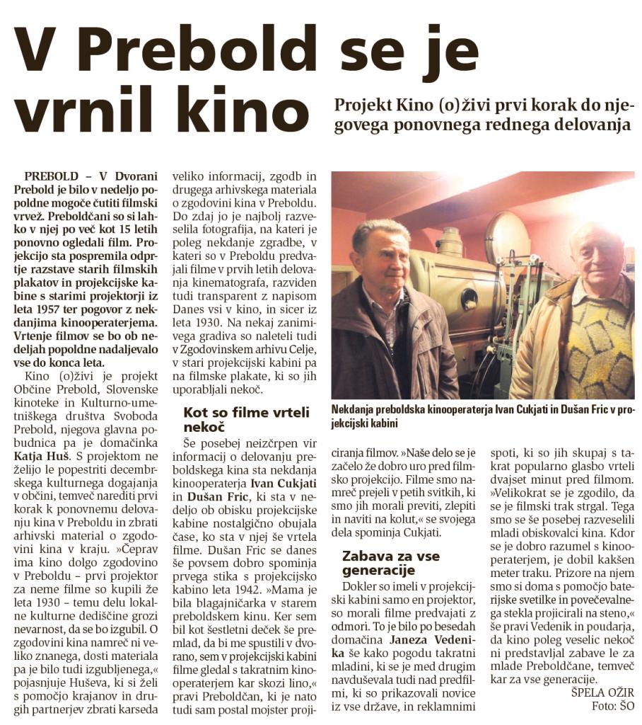 Novi tednik, 11. 12. 2014, št. 50, str. 8