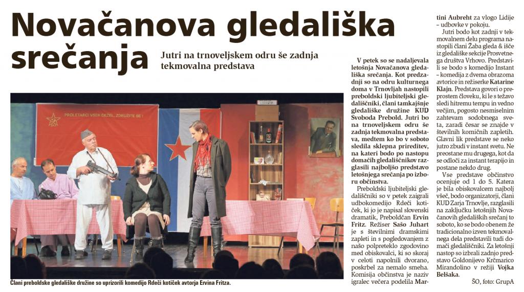Novi tednik, 14. 11. 2013, št. 50, str. 15