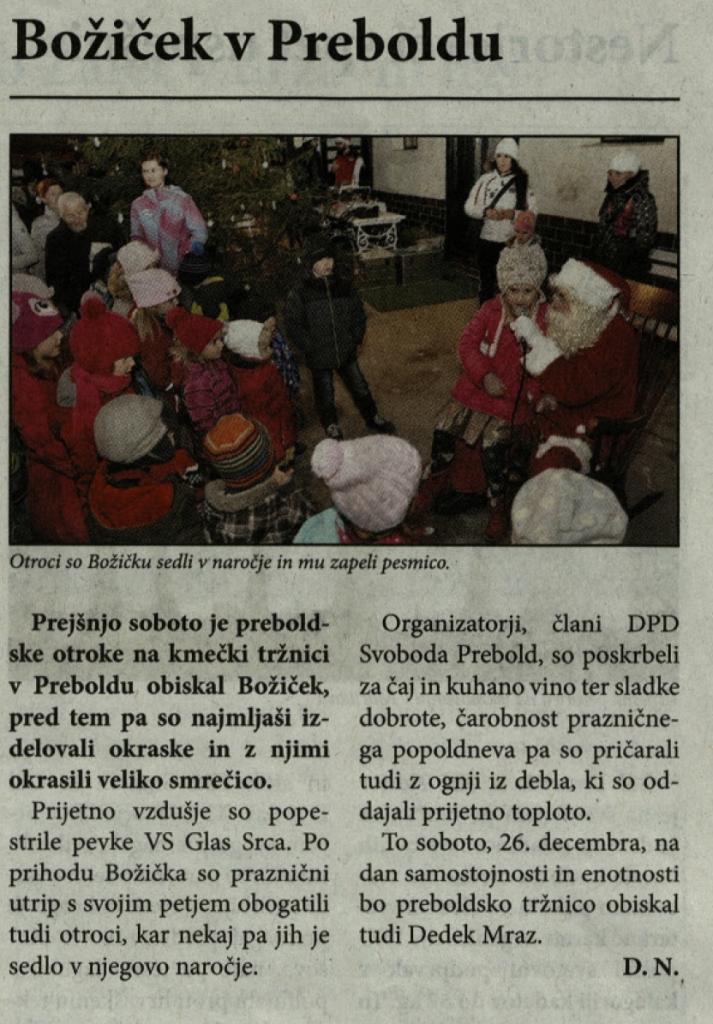 Utrip Savinjske doline, 23. 12. 2015, št. 12 , str. 22