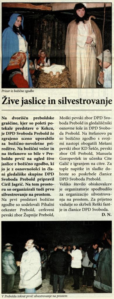 Utrip Savinjske doline, 25. 1. 2006, št. , str. 12