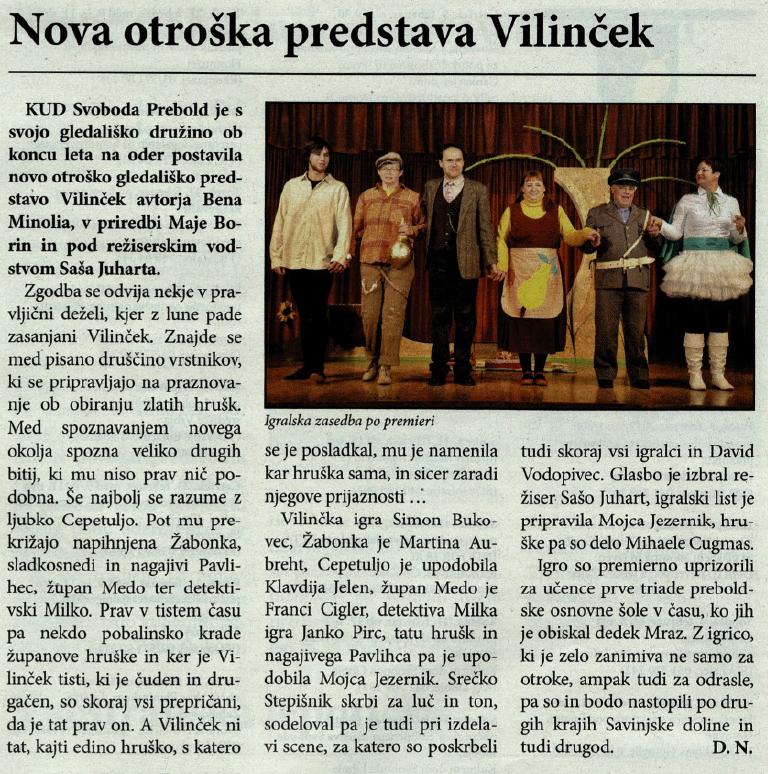 Utrip Savinjske doline, 25. 1. 2012, št. 1, str. 18