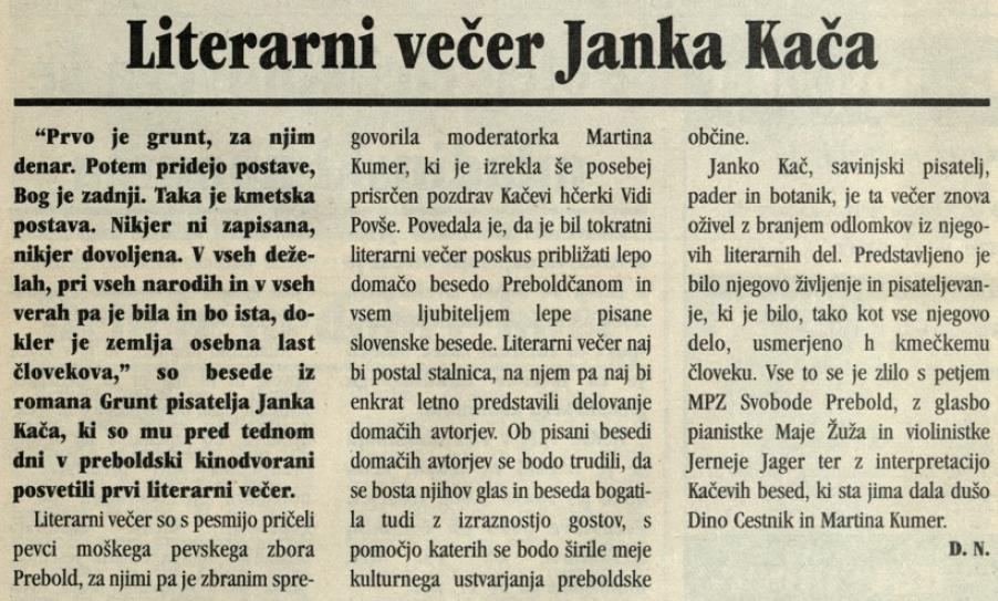 Utrip Savinjske doline, 25. 10. 2002, št. 10, st. 18