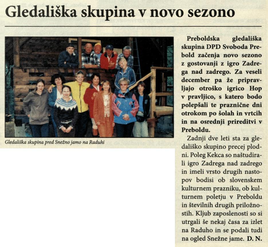 Utrip Savinjske doline, 25. 10. 2006, št. 10, str. 18