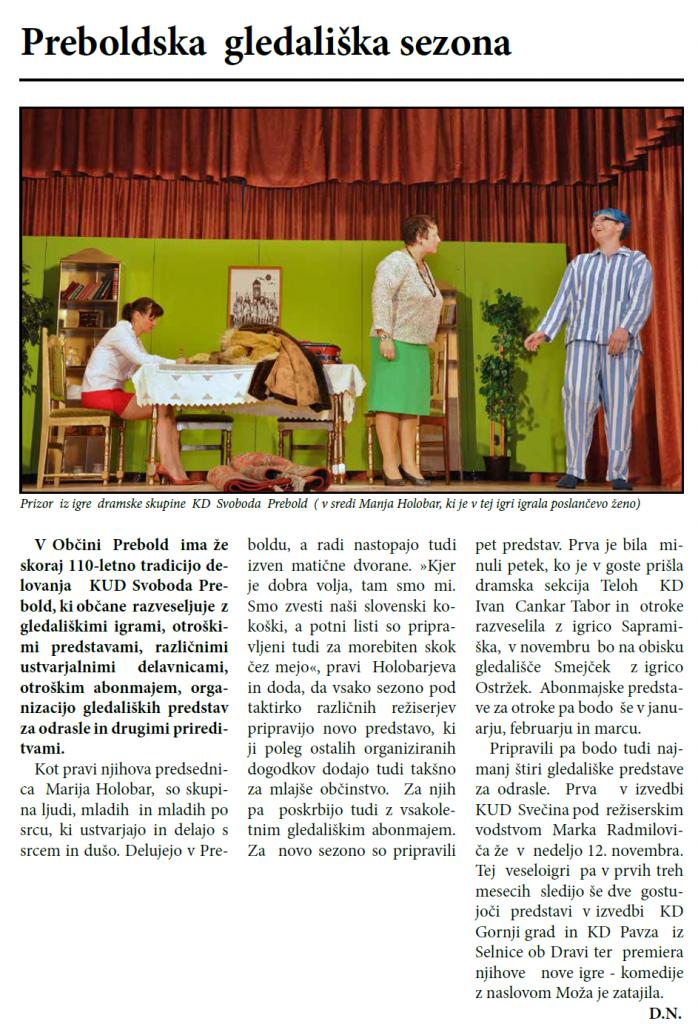 Utrip Savinjske doline, 25. 10. 2017, št. 10, str. 12