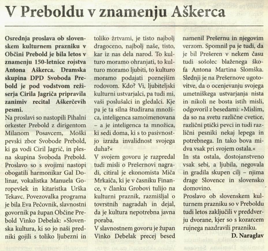 Utrip Savinjske doline, 25. 2. 2006, št. , str. 5