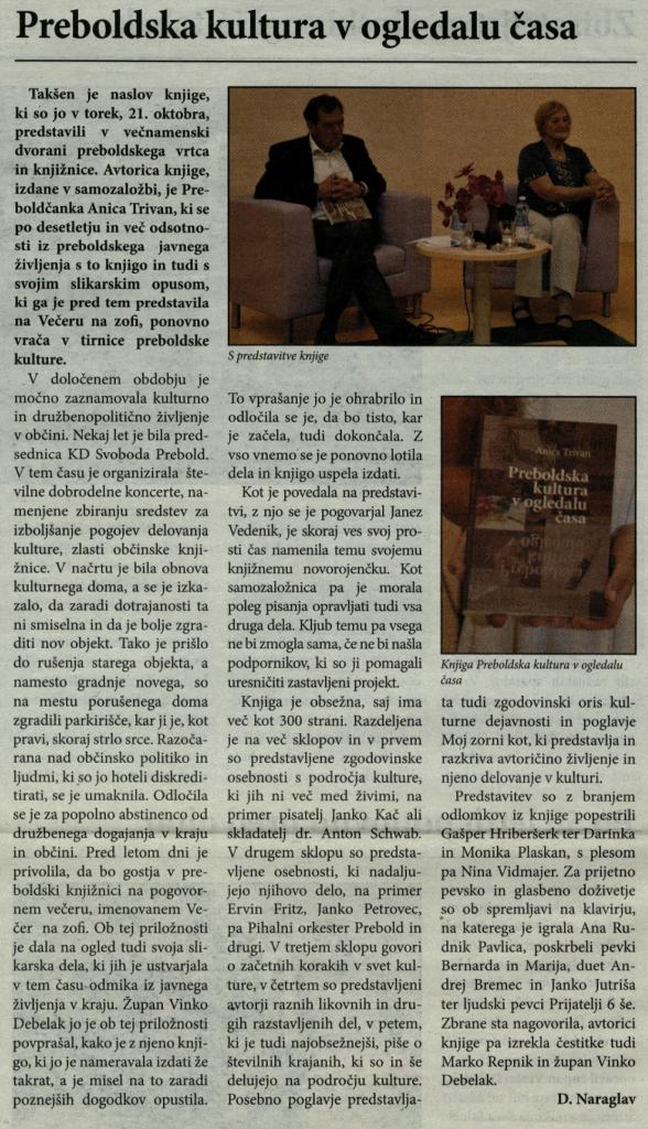 Utrip Savinjske doline, 26. 11. 2014, št. 11, str. 26