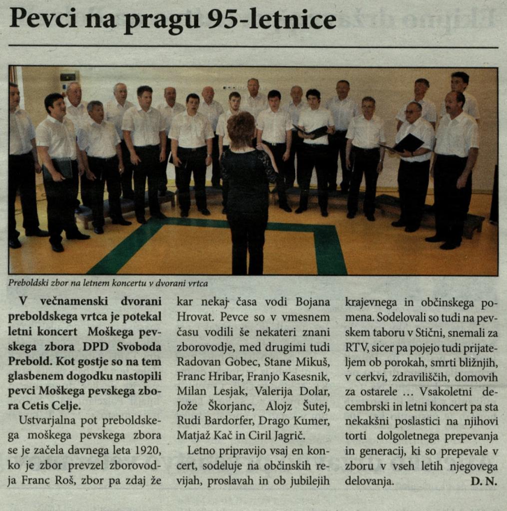 Utrip Savinjske doline, 26. 6. 2014, št. 6_7 , str. 19