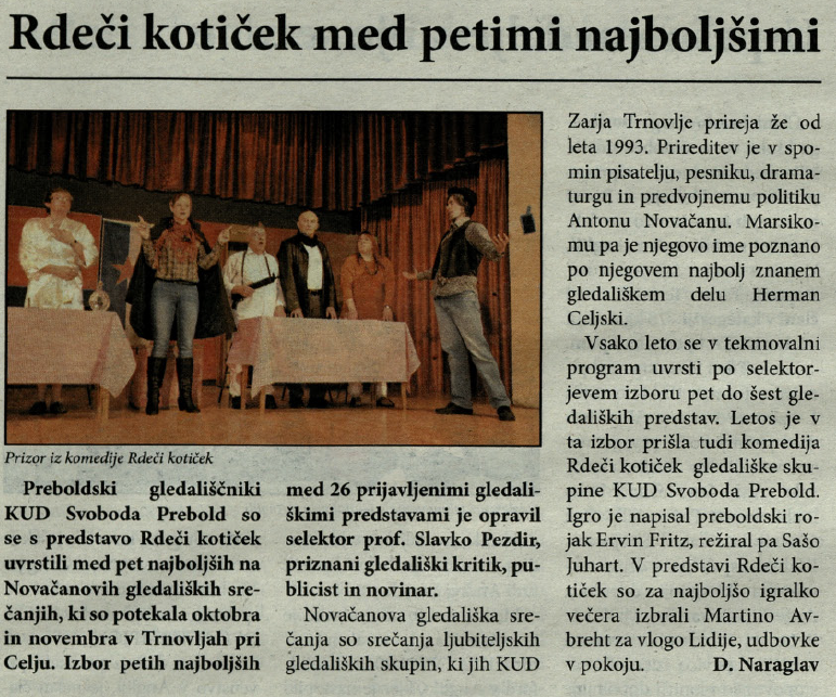 Utrip Savinjske doline, 27. 11. 2013, št. 11 , str. 19
