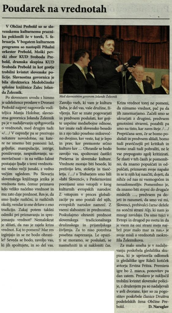 Utrip Savinjske doline, 27. 2. 2013, št. 2 , str. 4