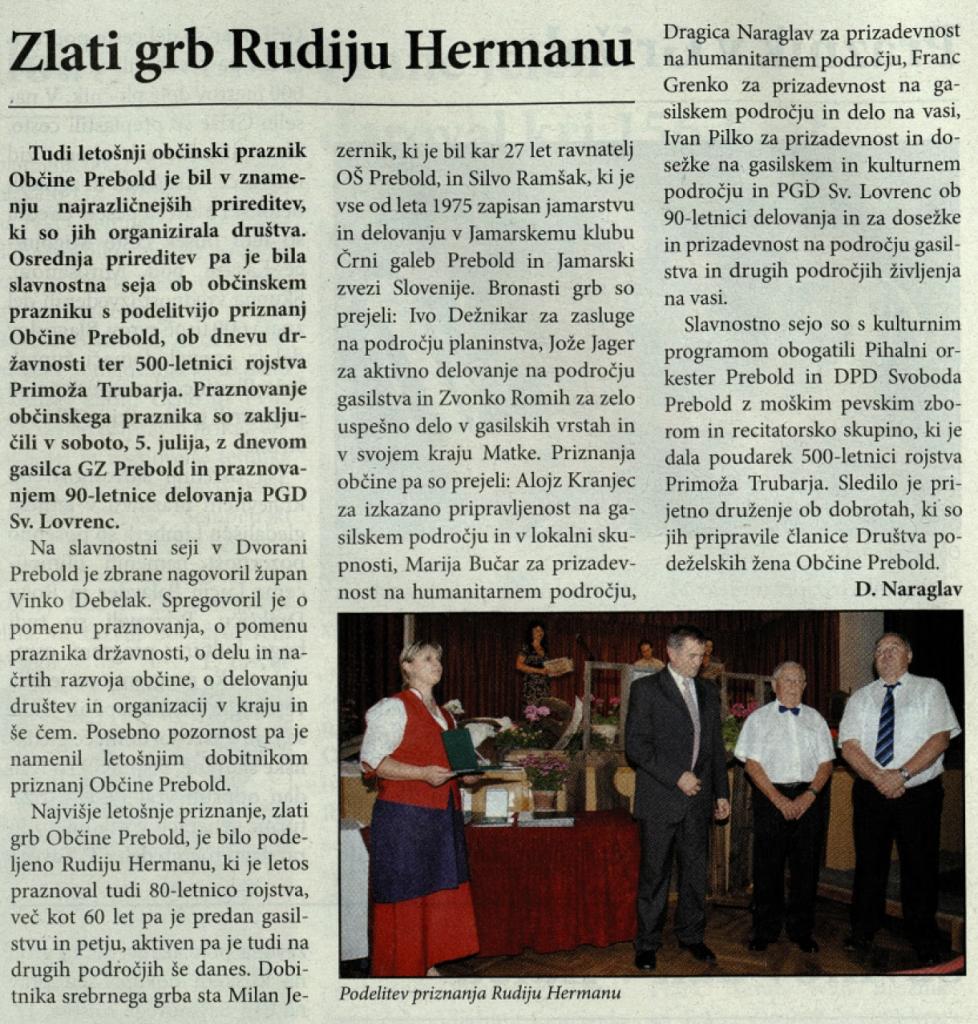 Utrip Savinjske doline, 27. 8. 2008, št. 8, str. 5